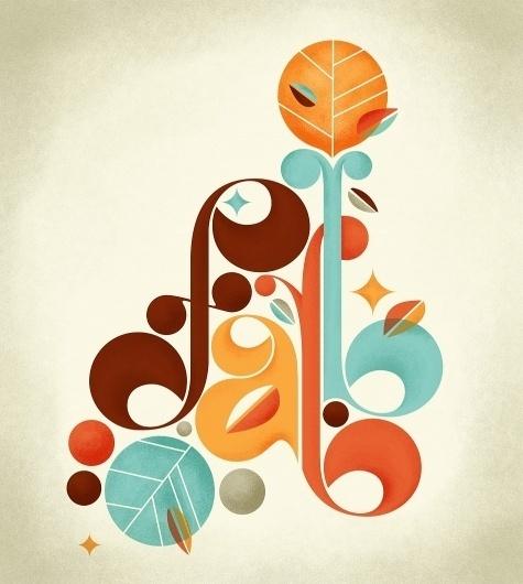 Jacket weather — Friends of Type #fall #texture #marinovich #erik #typography