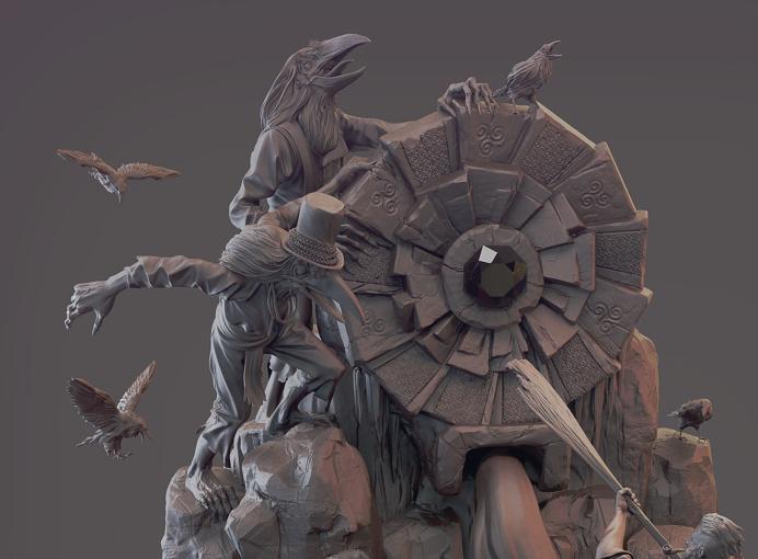 James w cain guardians detail 1