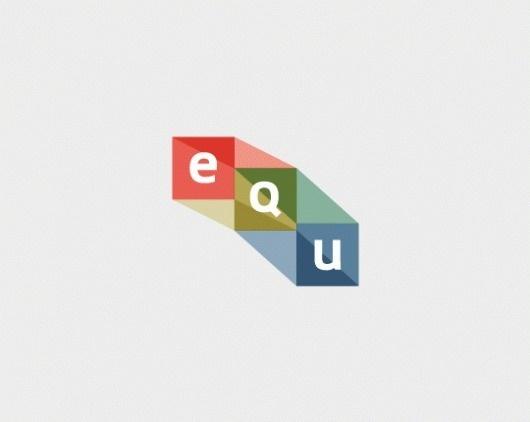 Equ Seguros | Joan Pons Moll's Graphic Design Portfolio #mark #branding #design #identity #logo