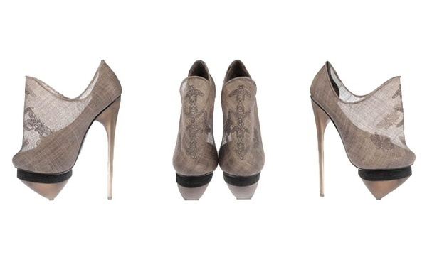 QUALITY MADE IN CHINA: 'LONGEVITY SERIES' BY STEPHANIE HENSLEY #fashion #shoes
