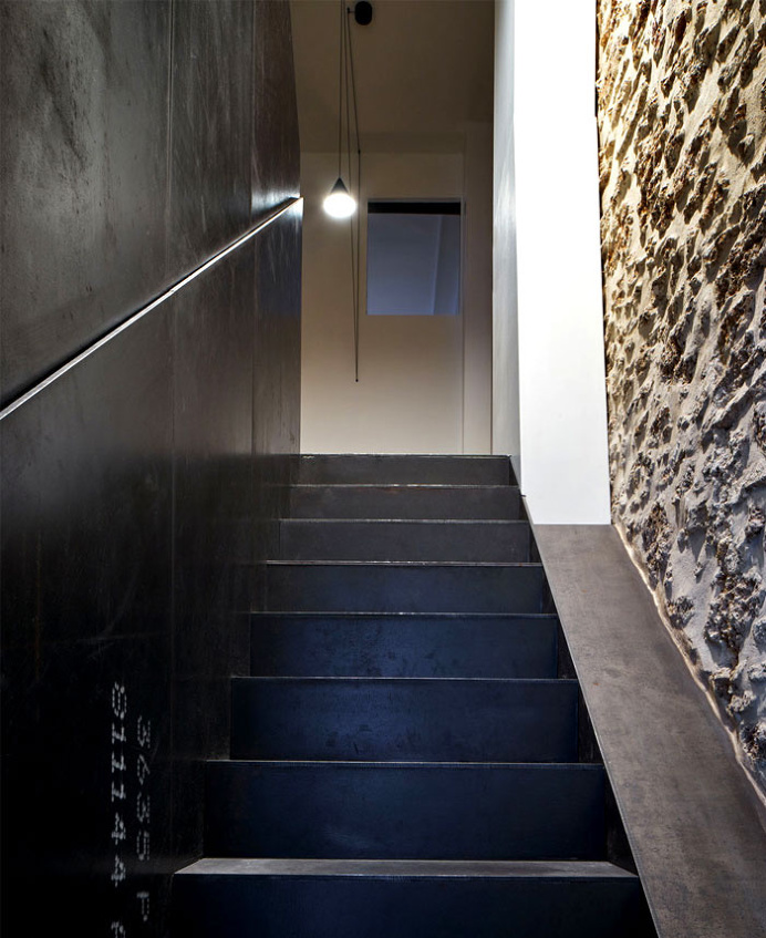 stairs, staircase, architecture, interior design