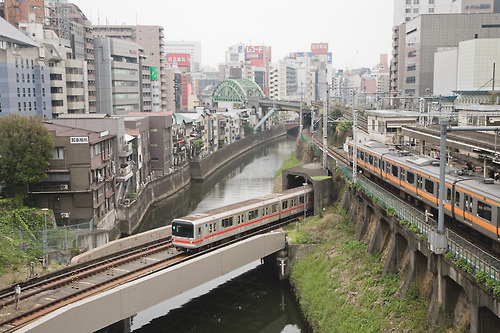 Arnaud Wacker #subway #tokyo #japan