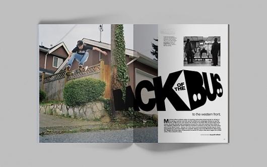 Work Related Designs | David Ko #design #book #spread #editorial #magazine