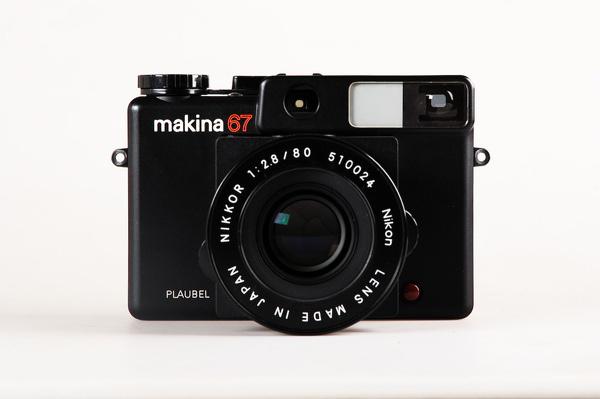 Plaubel Makina 67 #format #camera #medium #analog