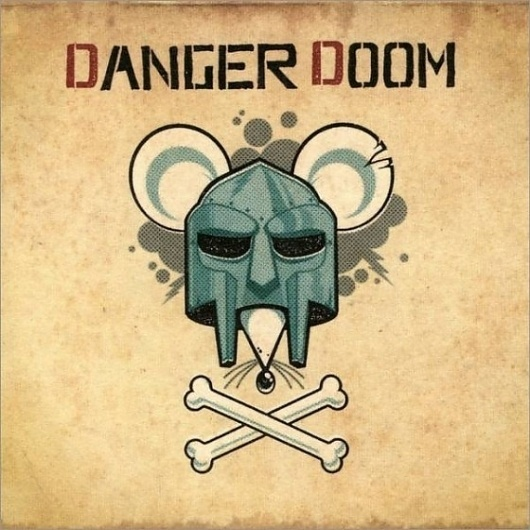thegrotto v4.3 | DANGERDOOM – The Mouse & the Mask #illlustrator #doom #vector #danger