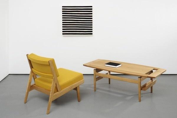 Jens Risom furniture from Rocket, London #interior #furniture