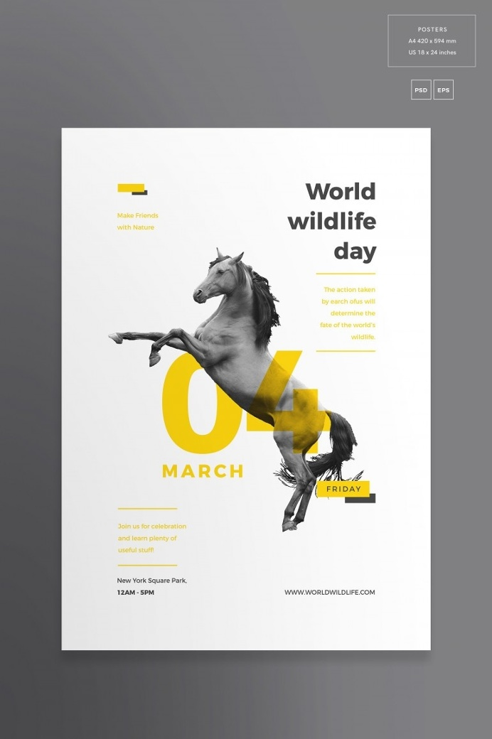 Posters | World Wildlife