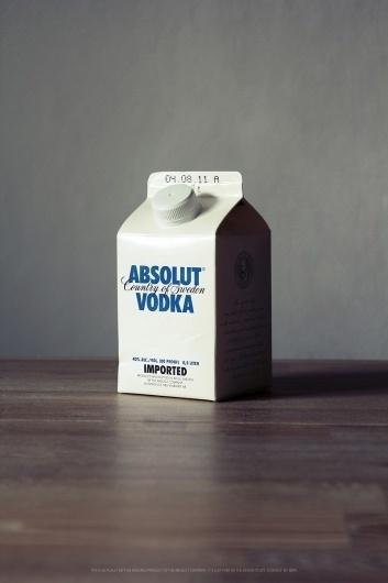 'Ecohols' by Jørn #product #alcohol #design #package