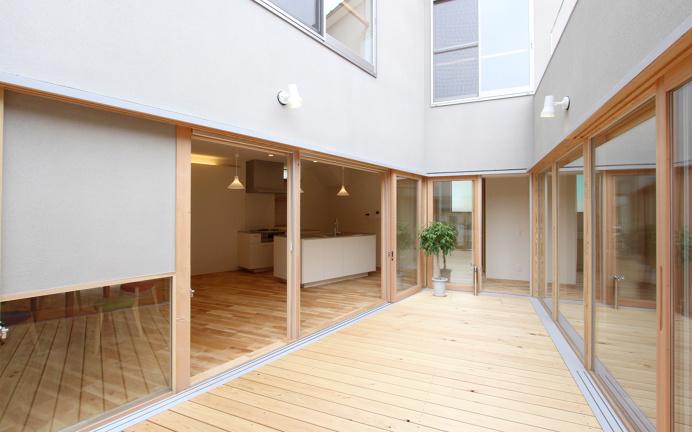 Corridor of the House