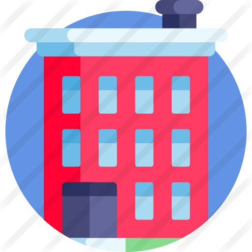 See more icon inspiration related to architecture and city, flats, real estate, architecture, urban, building, city, apartment and construction on Flaticon.