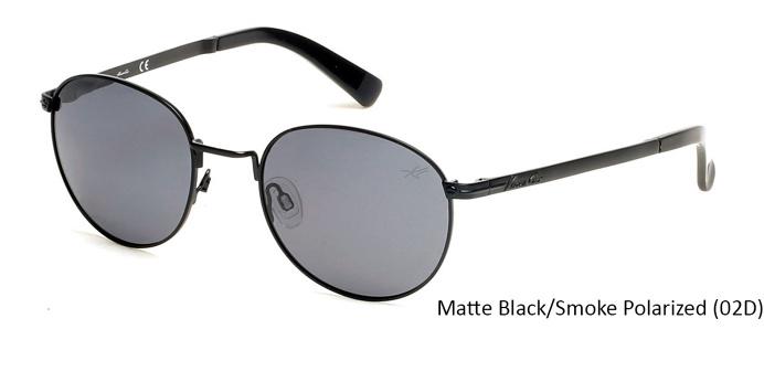 Kenneth Cole New York KC7199 - Matte Black / Smoke Polarized