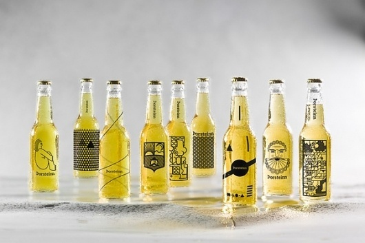 Thorsteinn Beer Brand on the Behance Network #beer #gslason #branding #packaging #hlynur #geir #thorleifur #inglfsson #lafsson