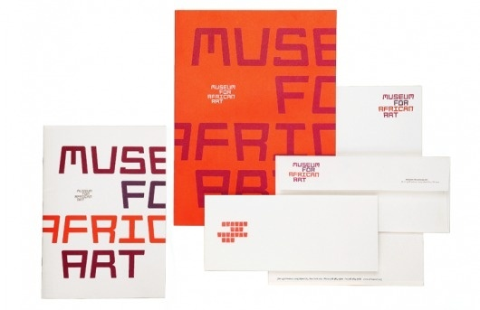 MFAA | OCD | The Original Champions of Design #branding #museum #identity #collateral #stationery #institution