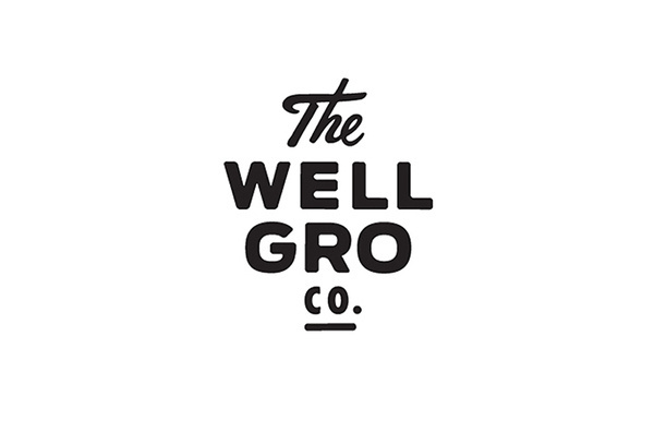 The Wellgro Co logo designed by Karl Hebert #logo #design