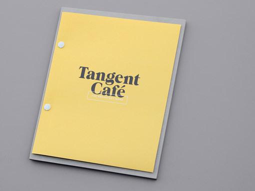 FiveThousandFingers_TangentCafe_03 #print #layout #menu