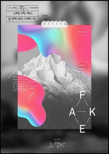 tumblr_m26pp0CmC11rsstevo1_1280.jpg 856×1205 pixels #flouro #design #graphic #yum #poster #neon