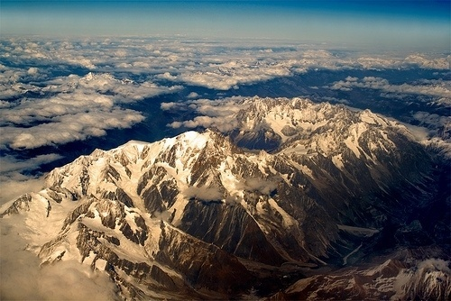 Landscape from a plane | Flickr - Photo Sharing! #landscape
