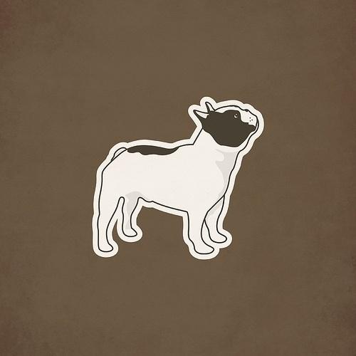 Dog illustration #illustration #dog