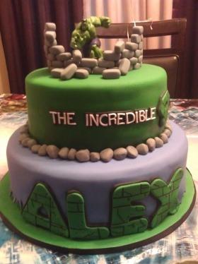 - hulk cakes