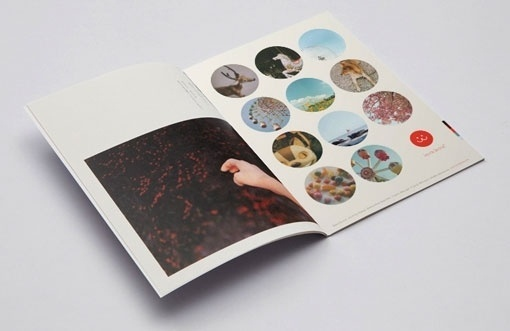 design work life » cataloging inspiration daily #layout #photography #circles #magazine