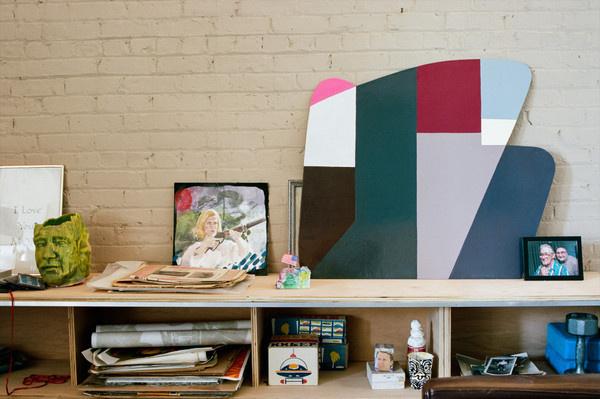 Michael Allen — Designer & Craftsman, Apartment, Williamsburg, New York City — #furniture