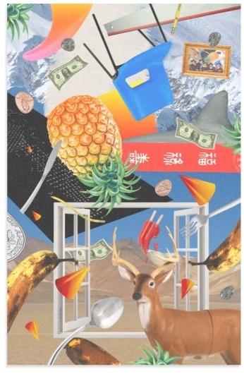 Tom Pregiato #illustration #collage