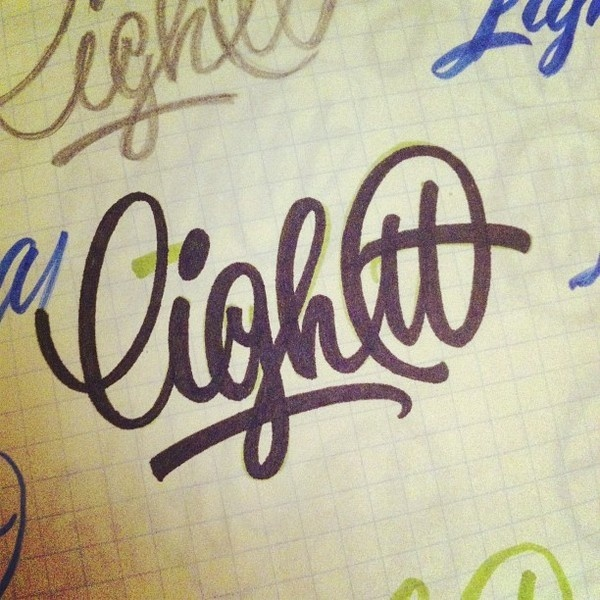 Zoom Photo #lettering #typography