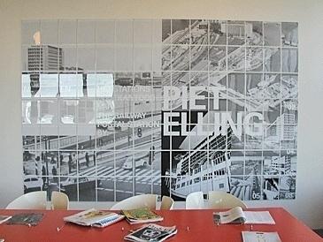 SMCS / Title walls - Experimental Jetset #exhibition #jetset #experimental