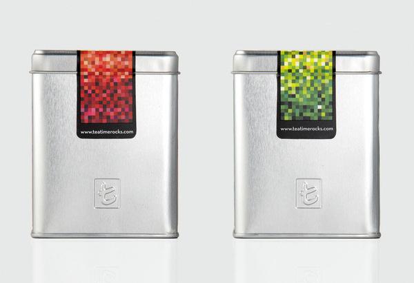tea time rocks #packaging