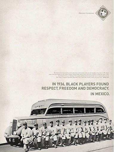 Negro Leagues Baseball Museum posters #baseball #vintage #advertising