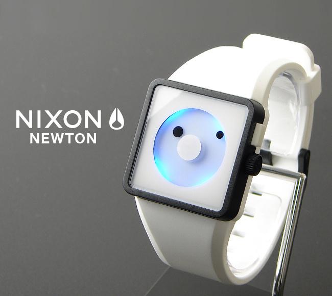Nixon Newton Watch #tech #flow #gadget #gift #ideas #cool
