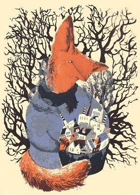 Harry Diaz Blog #screen #print #fox