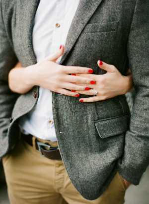Katie Stoops Photography, Elizabeth Anne Designs #fashion #ring #couple #love