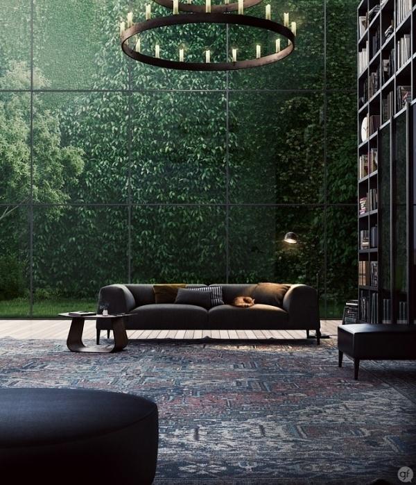 Library Designs #interior #architecture