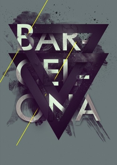 Looks like good Artworks by Giga Kobidze #dynamic #design #graphic #artwork #typography