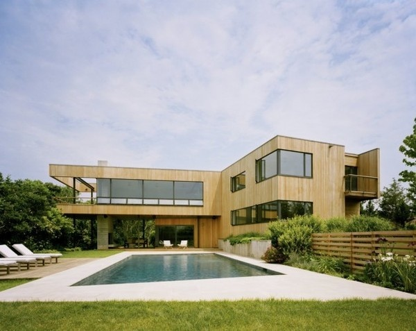 Bluff House by Robert Young Architects #architecture #house