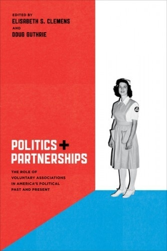 Politics and Partnerships #cover #editorial #book
