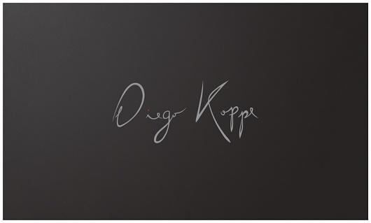 Diego Koppe #desig #branding #print #design #graphic #identity #logo