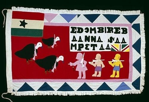 1-Asafo-flagLG.jpg 500×343 pixels #flag #illustration #drawing #textile