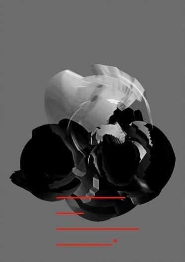 2010 - 2011 : Bureau of Visual Art #abstract #print #minimal