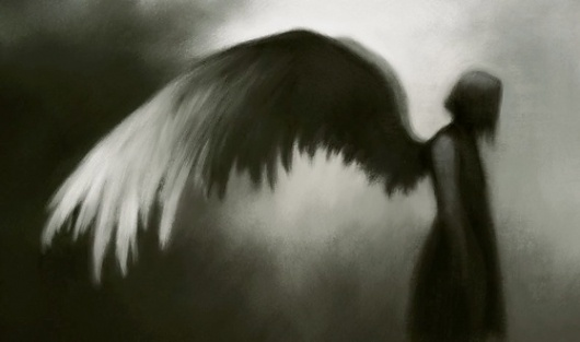 gallery01-06 #painting #wings #girl