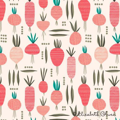 ElizabethOlwen_FarmtoTable #olwen #elizabeth #pattern #vegetables