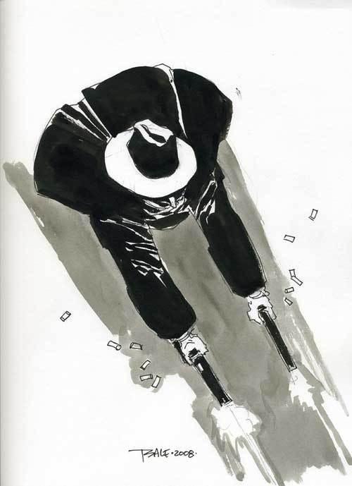 Comic Book Artist: Tim Sale