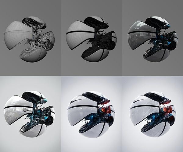 Nike Basketball Apparel 2015 on Behance #design #nike #exploded #3d #basketball