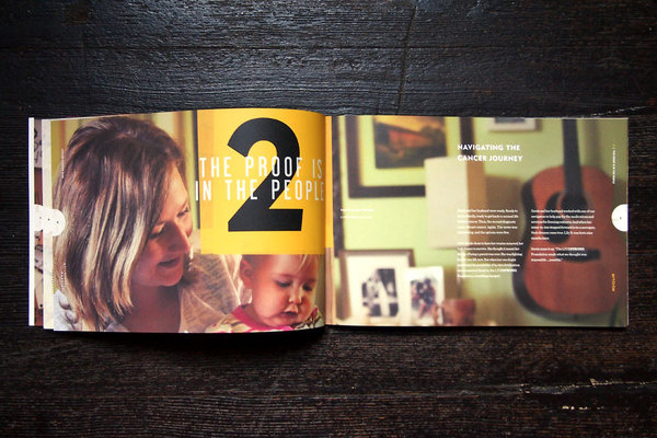 the creation and history of the livestrong foundation